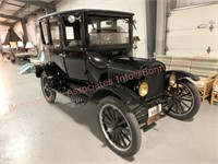 Model T Automibiles & Parts Inventory