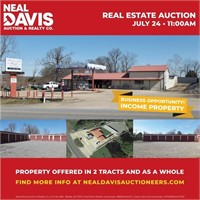 Antioch Mall & Storage - Real Estate Auction