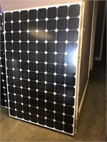 Sunpower and Kyocera Solar Panel Auction - San Diego, CA
