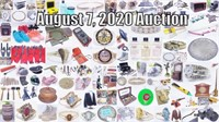 August Gold, Silver Jewelry & General Merchandise