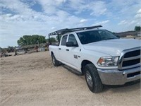 Vaquero Construction Co.Retirement Liquidation Auction