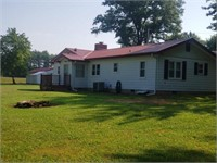 ONLINE ONLY HOME AND LAND AUCTION, OLNEY, IL