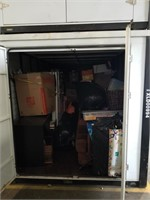 1-800-Pack-Rat FONTANA CA Storage Auction