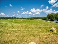 44+/- Acres, Home, Buildings & Personal Property